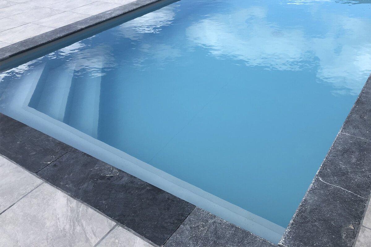 Construction D Une Piscine construction piscine béton lanester par mgw piscines