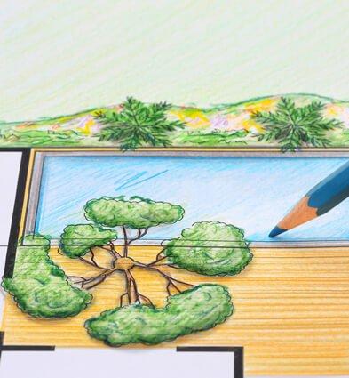 Construire une piscine fiscalit et r glementation en - Construction piscine reglementation ...