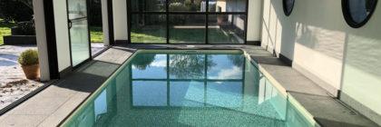 Rénovation piscine intérieure Morbihan