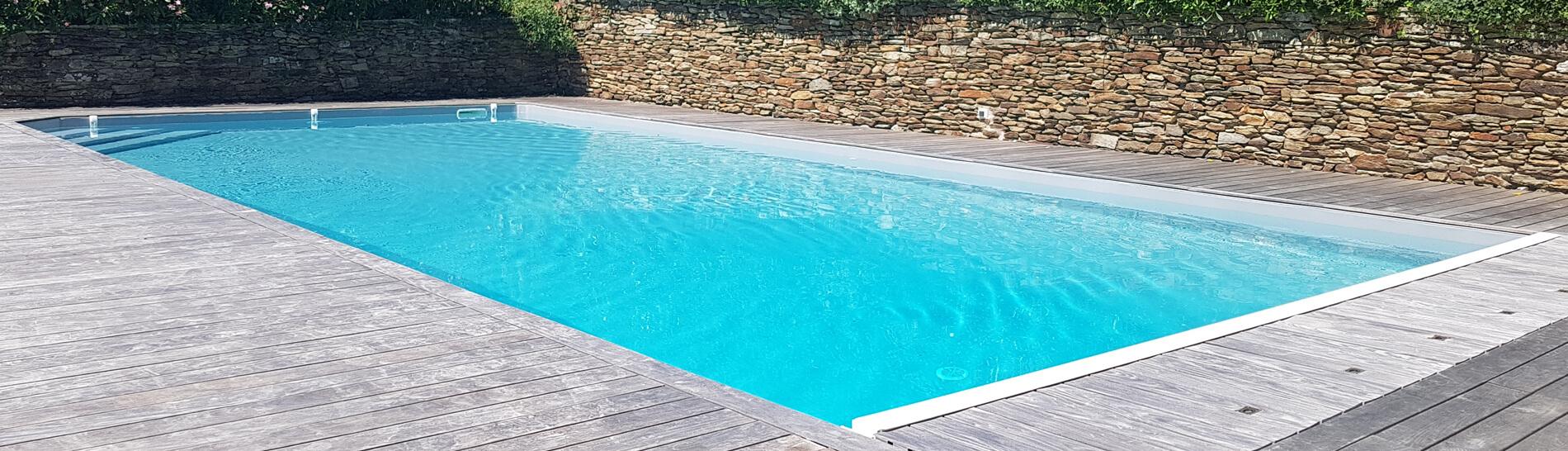 Constructeur de piscine Auray