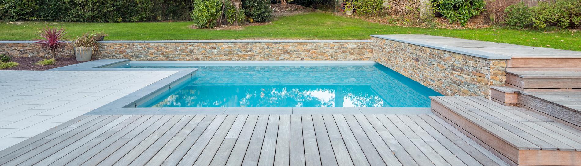 Construction de piscine Morbihan