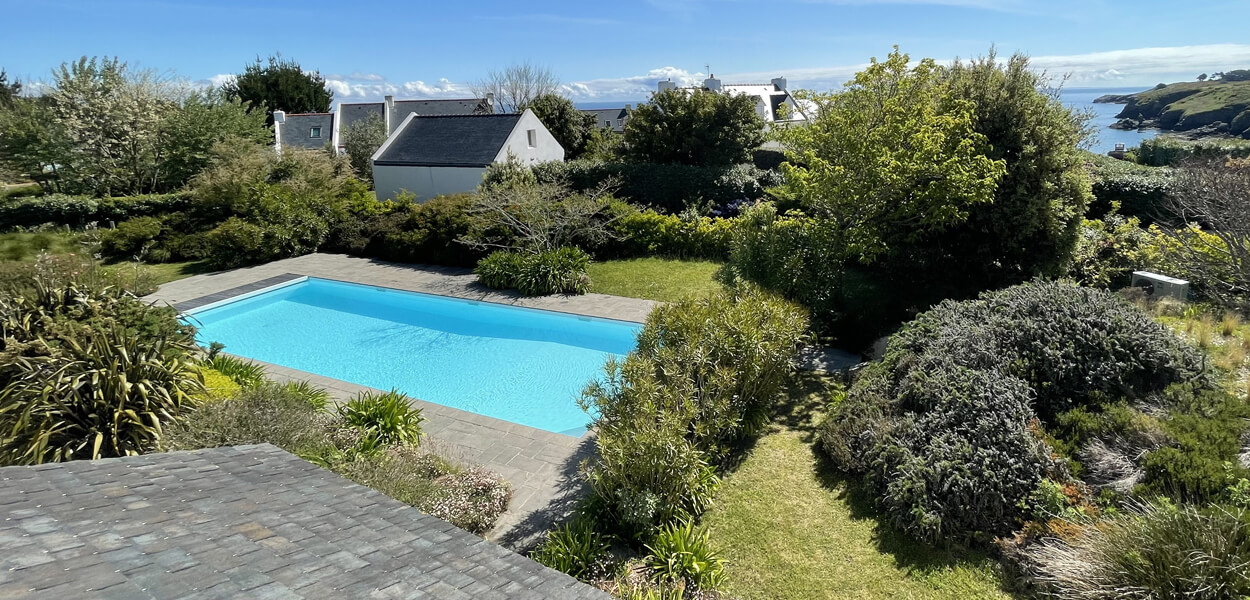 Rénovation piscine Morbihan